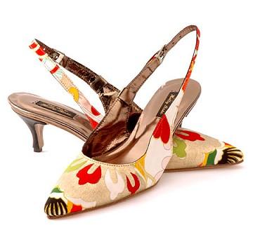 Изготовление туфель